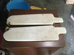 VW Kombi interior front windscreen sun visors pair Helensvale Gold Coast North Preview
