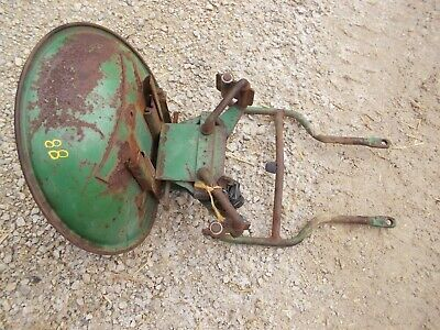 Oliver 88 Diesel Tractor Original Seat Pan Assembly W Brackets