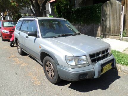 AWD  Auto Wagon...Air..Power Steering..Drives Well.Log Books.. Leichhardt Leichhardt Area Preview