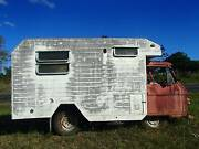 1960 COMMER MOTORIZED CAMPERVAN-OLD. Torbanlea Fraser Coast Preview