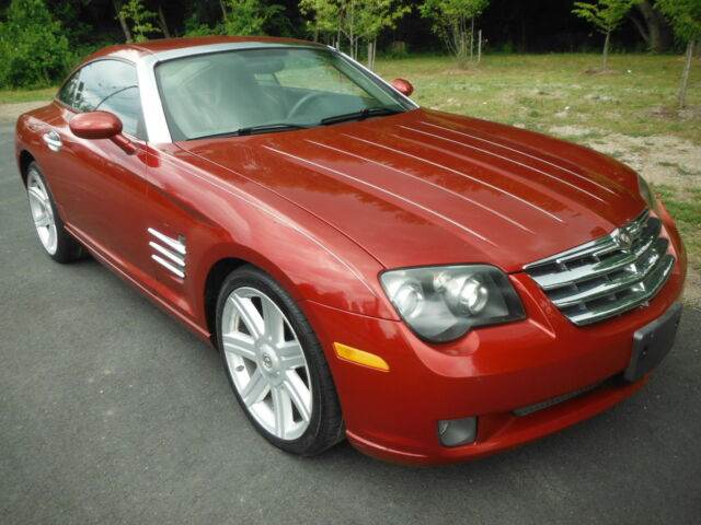 Image 1 of Chrysler: Crossfire…
