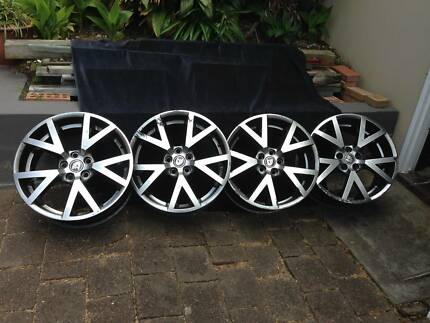 "HSV VE mag wheels 20"" Belmont North Lake Macquarie Area Preview"