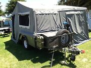 Camper Trailer, Hard Floor, Mars, Off Road. Portland Glenelg Area Preview