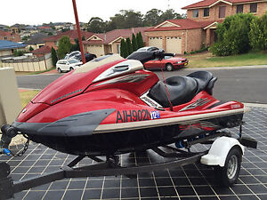 Yamaha JETSKI Supercharged FX Sho not Fzr seadoo rxp Catherine Field Camden Area Preview