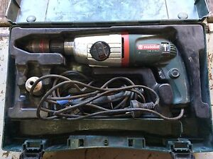 Metabo hammer drill $50 at Newtown Annandale Leichhardt Area Preview