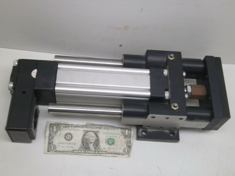 PARKER PNEUMATIC CYLINDER & ACTUATOR MOTOR DRIVEN SEE PHOTOS FREE SHIPPING!!!