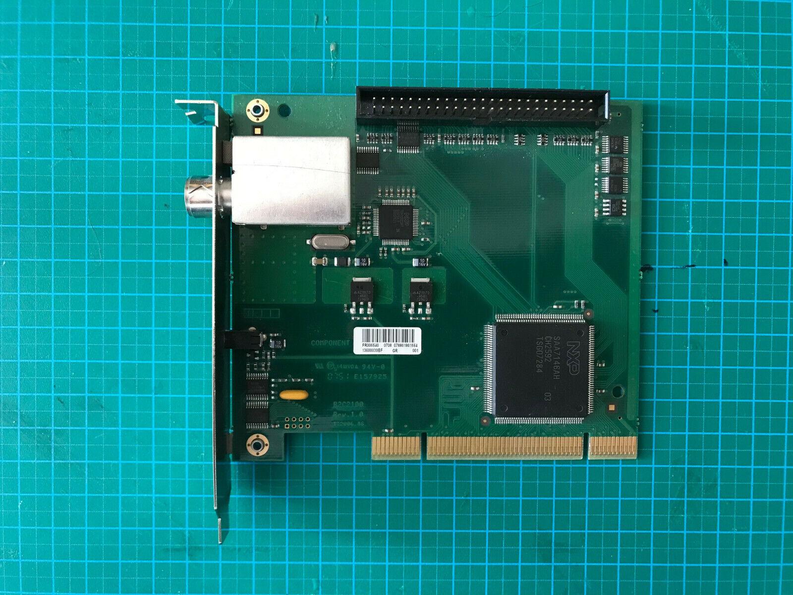 TechnoTrend TT Budget C-1500 PCI TV-Karte für Kabel