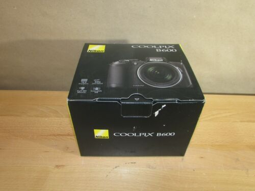 Nikon COOLPIX B600 Digital Camera with 60x Optical Zoom & 16.0-Megapixel