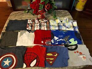 Size 5 Boys Clothing