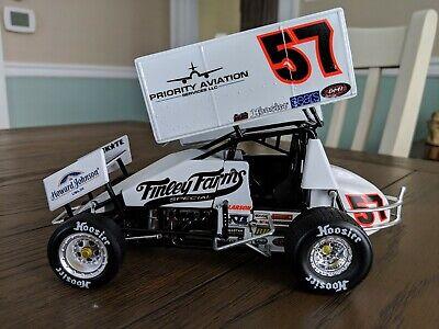 Kyle Larson #57 Finley Farms Sprint Car Diecast 1:18 scale