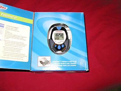 Life Fitness Ultra Digital Pedometer