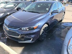 2018 Chevrolet Malibu LT | Auto | HTD Seats | Leather | Sunroof