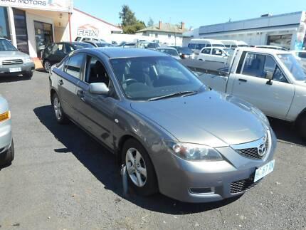 2008 Mazda Mazda3 Devonport Devonport Area Preview