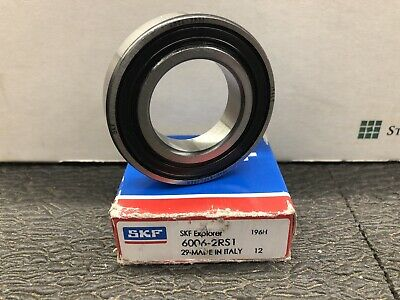 New 6006-2rs Skf 6006-2rs1 Rubber Seal Ball Bearing 30x55x13 Mm Ntn 2rs1