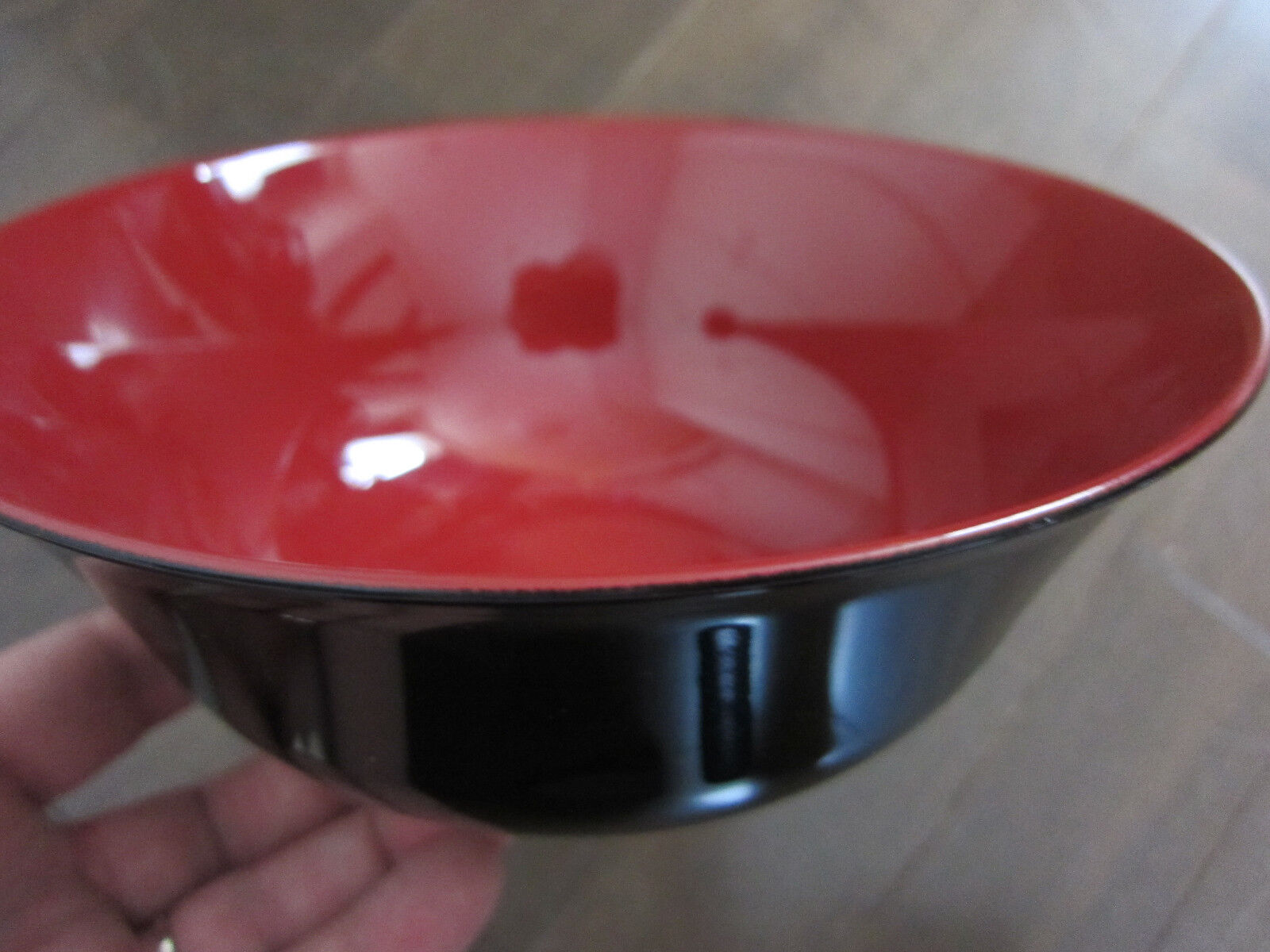 New !! BIG Ramen (soup noodle) Bowl! Made in Japan / classic