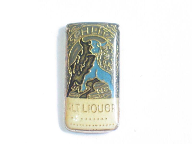 Vintage Schlitz Malt Liquor Beer Pin  ** #111