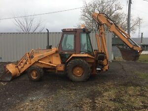 """Looking for 24""""-30"""" case 580 digging bucket"""