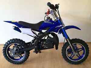 $389 MINI DIRT BIKE 2 STROKE 49CC PETROL ENGINE (DELIVERY AVAILAB Ellenbrook Swan Area Preview