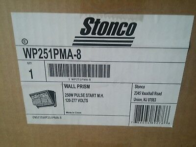 Stonco Light Wp251pma-8 Brand New