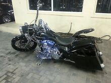 Harley Davidson Roadking Full Custom Bagger Fremantle Fremantle Area Preview