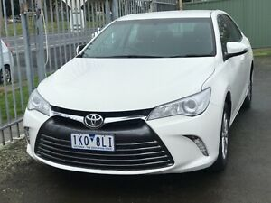 IMMACULATE 2017 TOYOTA CAMRY ALTISE SEDAN WITH SATELLITE NAVIGATION Wendouree Ballarat City Preview