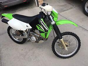Kawasaki KLX 400R