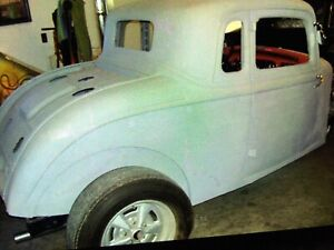 1934 Plymouth 2 dr Coupe