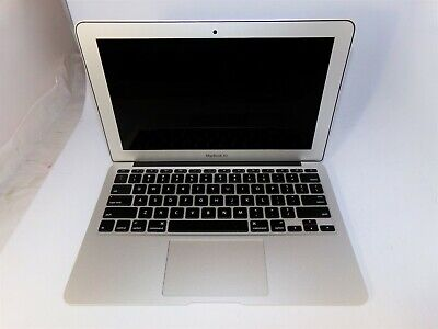 "Apple MacBook Air MD223LL/A 11.6"" i5-3317u 1.7GHz 4GB 64GB SSD OS 10.13 - MINT!!"