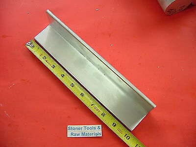 2x 2x 18 Aluminum 6061 Angle Bar 10 Long T6 Extruded Standard Mill Stock