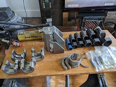 Lokring Loktool It50 Hydraulic Crimper