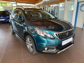 PEUGEOT 2008 Allure*Leder*SHZ*Pano*Easy-Pak.*Connect-Box