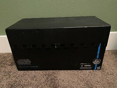 Star Wars Black Series 2014 SDCC Jabba The Hutt's Throne Room Salacious B. Crumb
