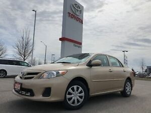 2012 Toyota Corolla CE One Owner Power Group AC AUTO