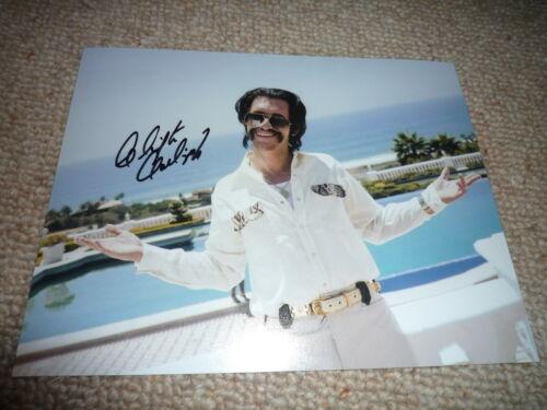 CLIFTON COLLINS JR signed Autogramm In Person 20x25 cm CRANK Jason Statham