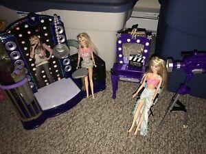 Hannah Montana barbie set