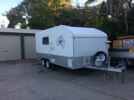 TOY HAULER 2009 Chevron RV Shower Toilet Barlows Hill Yeppoon Area Preview