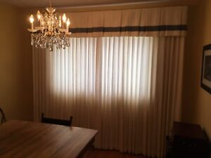 Quality Lined Curtains