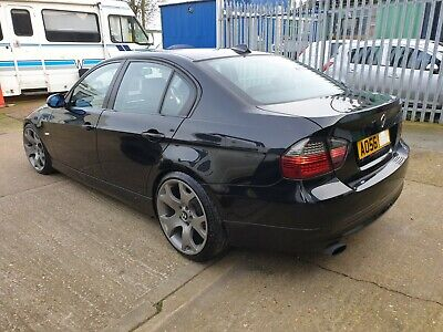 Bmw 320D Turbo se,Superchipped,lowered,low mileage 73k,modified,M sport,m3,rep