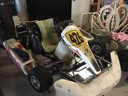 Complete Arrow AX8 with Rotax 125 plus tools, spares & race gear Sandgate Brisbane North East Preview