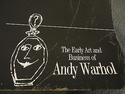 Early Art And Business Of Andy Warhol Grey Art Gallery  Success Is A Job In Nyc