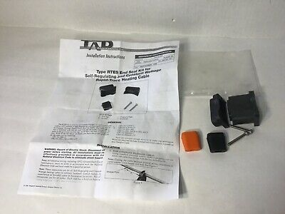 Heat Trace Cable Rtes End Seal Kit For Self Regulating Constant Wattage Tad