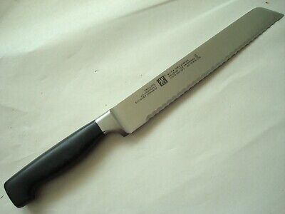 Zwilling JA Henckels Bread Knife 31076-200 Serrated Solingen Germany (Ja Deutschland)