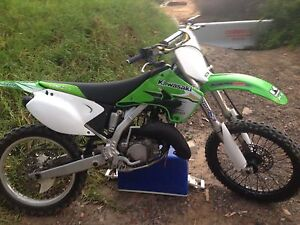 2005 kx 125 Blayney Blayney Area Preview