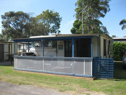 On Site Caravan & Annexe, Pet friendly park, Shoalhaven Heads Shoalhaven Heads Shoalhaven Area Preview