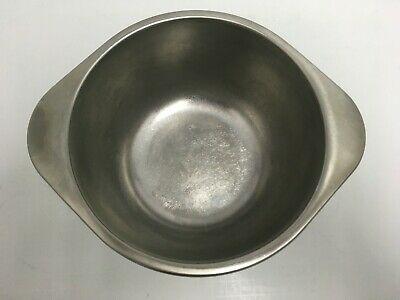 Large Double Boiler -  Revere Ware Extra Large Double Boiler Insert For 3 Quart Sauce Pan GUC U.S.A.
