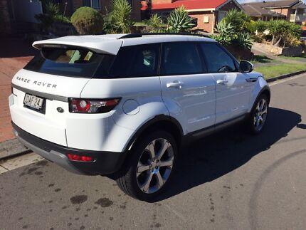 Range Rover Evoque TD4 Wagon Pure Tech 2015
