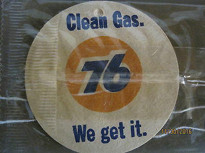 3 AUTO AIR FRESHENERS VTG UNION 76Clean Air FREE SHIPPING We Get It.Clean Gas
