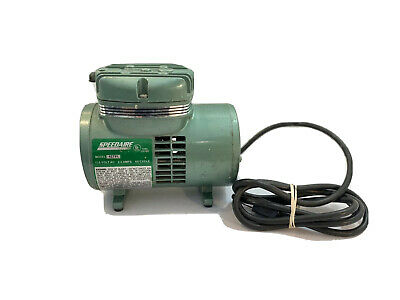 Dayton Speedaire 4z791 Diaphragm Type Air Compressor Tested