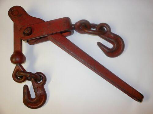 "Columbus McKinnon Corp. 5400 WLL Lever Type 3/8"" Chain Binder - Made in USA"