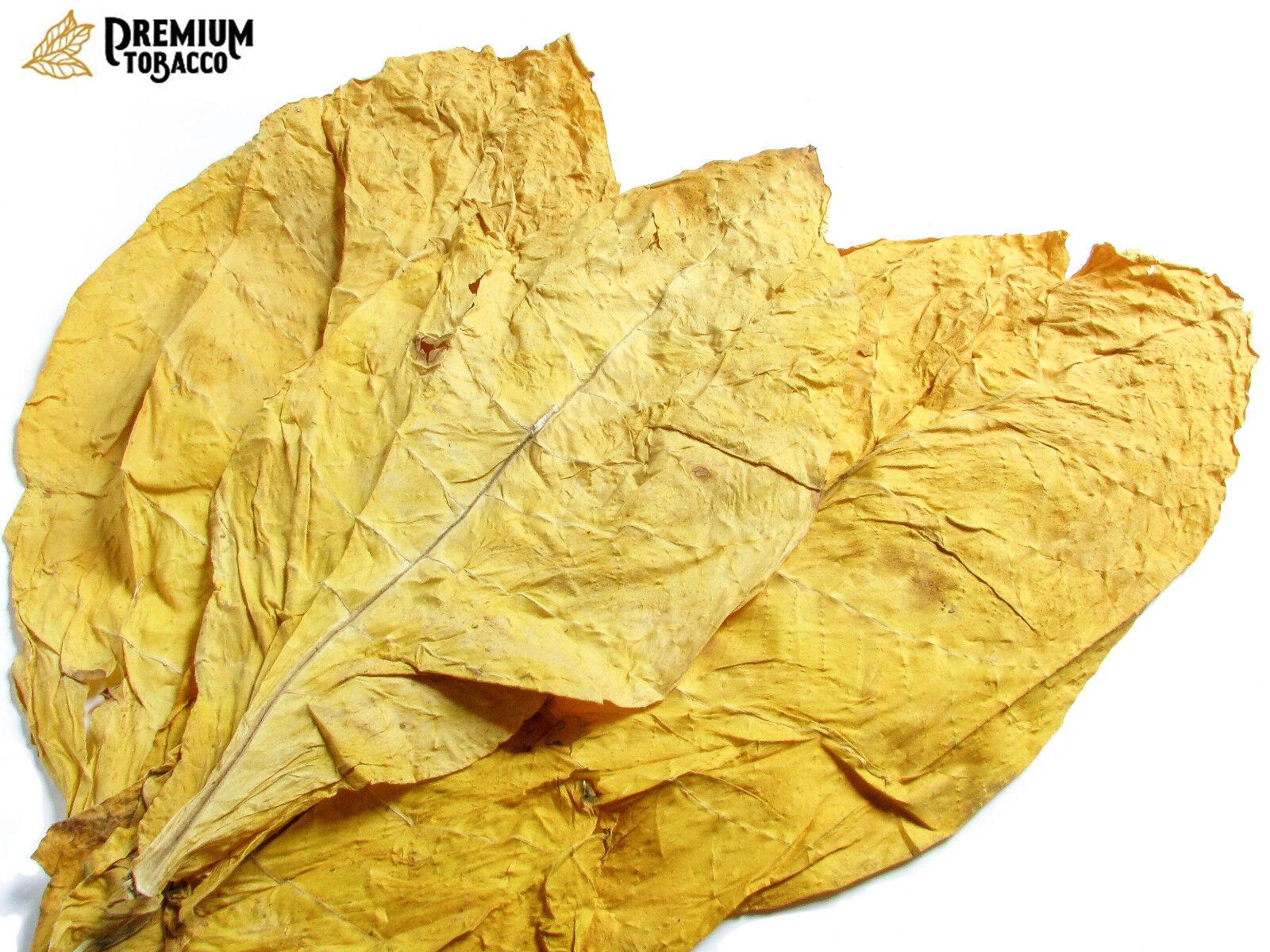 Virginia Gold Klasse 1 Tabakblätter Duft & Deko Rohtabak 1Kg